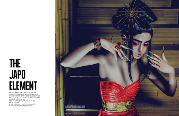 "26ccf2e47ee5 Love Is In The Hair » ""THE JAPO ELEMENT"" – A MODERN GEISHA HAIR BY ..."