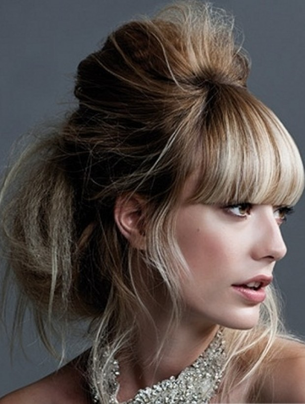 Love Is In The Hair Modern 40s Hairstyle